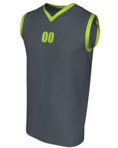 Canotta Basket Maschile Grafica Definita Personalizzabile - Stile 000