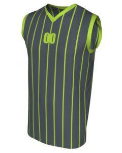 Canotta Basket Maschile Grafica Definita Personalizzabile - Stile 001