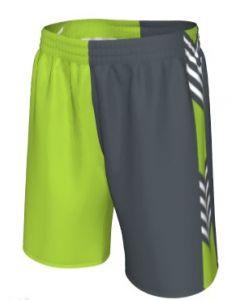Pantaloncino Basket Maschile Grafica Definita Personalizzabile - Stile 001