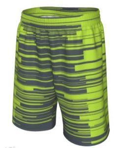 Pantaloncino Basket Maschile Grafica Definita Personalizzabile - Stile 002