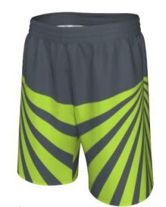 Pantaloncino Basket Maschile Grafica Definita Personalizzabile - Stile 003