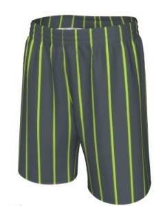 Pantaloncino Basket Maschile Grafica Definita Personalizzabile - Stile 005