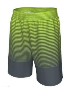 Pantaloncino Basket Maschile Grafica Definita Personalizzabile - Stile 006