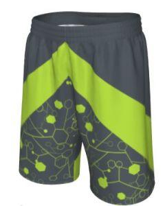 Pantaloncino Basket Maschile Grafica Definita Personalizzabile - Stile 007