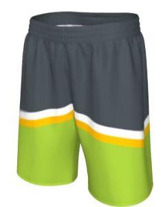 Pantaloncino Basket Maschile Grafica Definita Personalizzabile - Stile 008