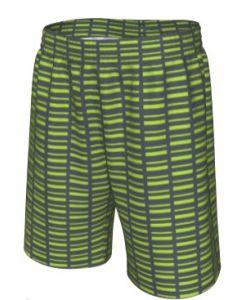 Pantaloncino Basket Maschile Grafica Definita Personalizzabile - Stile 010