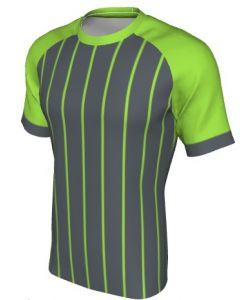 Maglia Calcio Grafica Definita Personalizzabile - Stile 005