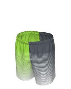 Pantaloncino Calcio Grafica Definita Personalizzabile - Stile 001