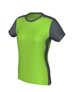 Maglia Volley Femminile Grafica Definita Personalizzabile - Stile 000