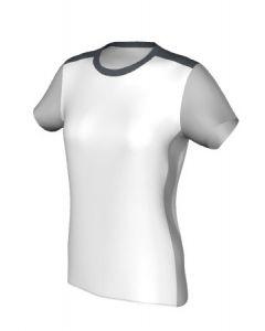 Maglia Fitness Femminile Grafica Libera Personalizzabile